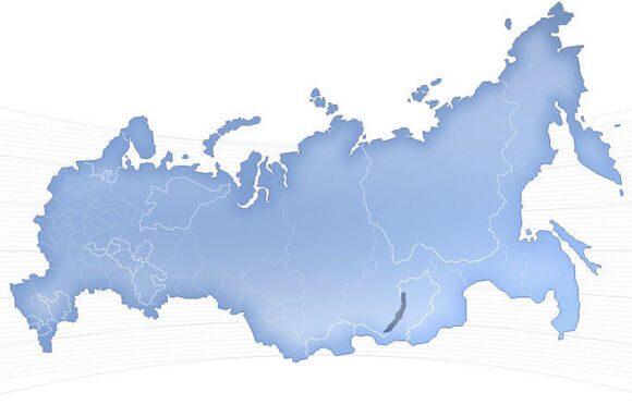 Контуры российской федерации